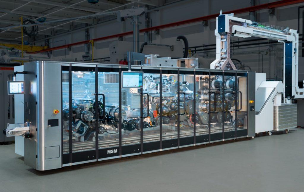 Bild Hauni Maschinenbau